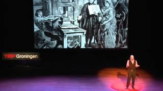 The net is mightier than the sword | James Corbett | TEDxGroningen