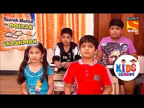 Tapu Misbehaves In Class | Tapu Sena Special | Taarak Mehta Ka Ooltah Chashmah thumbnail