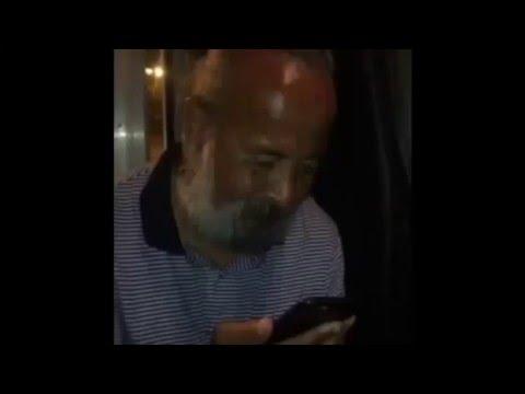 Un vagabundo se reencontró con su familia gracias a las redes sociales