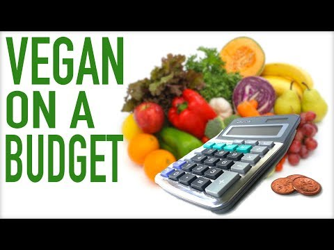 Vegan On A Budget: My Top 10 Tips!