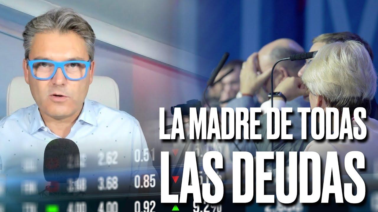 LA DEUDA PASA DE SOLUCIÓN A PROBLEMA - Vlog de Marc Vidal