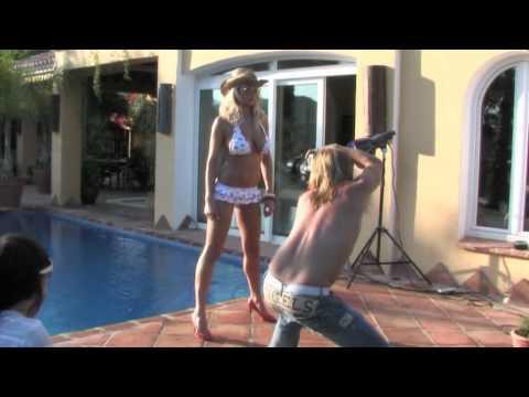 ジェマ・アトキンソン Gemma Atkinson 2007 Calendar Shoot