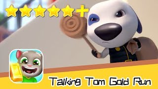 Talking Tom Gold Run Ginger's Farm Day27 Walkthrough Adventurer Recommend index five stars+
