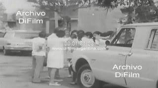 Tornado arrasa con la ciudad de San Justo - Santa Fe 1973