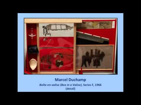 """Marcel Duchamp: The Box in a Valise"""