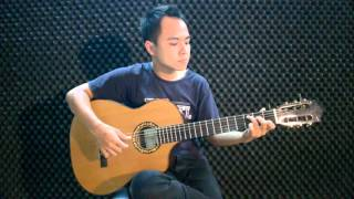 nhạc rừng - guitar