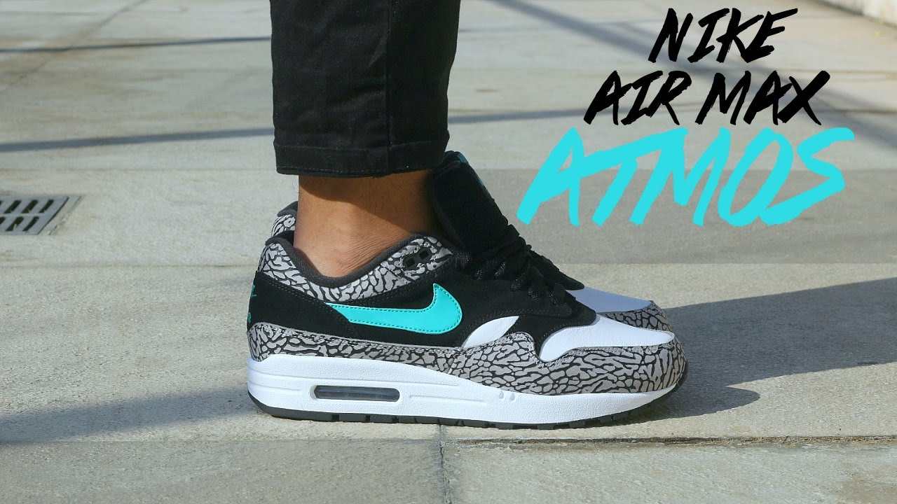 19c6e0f415095f 2017 Nike Air Max 1 Atmos - YouTube
