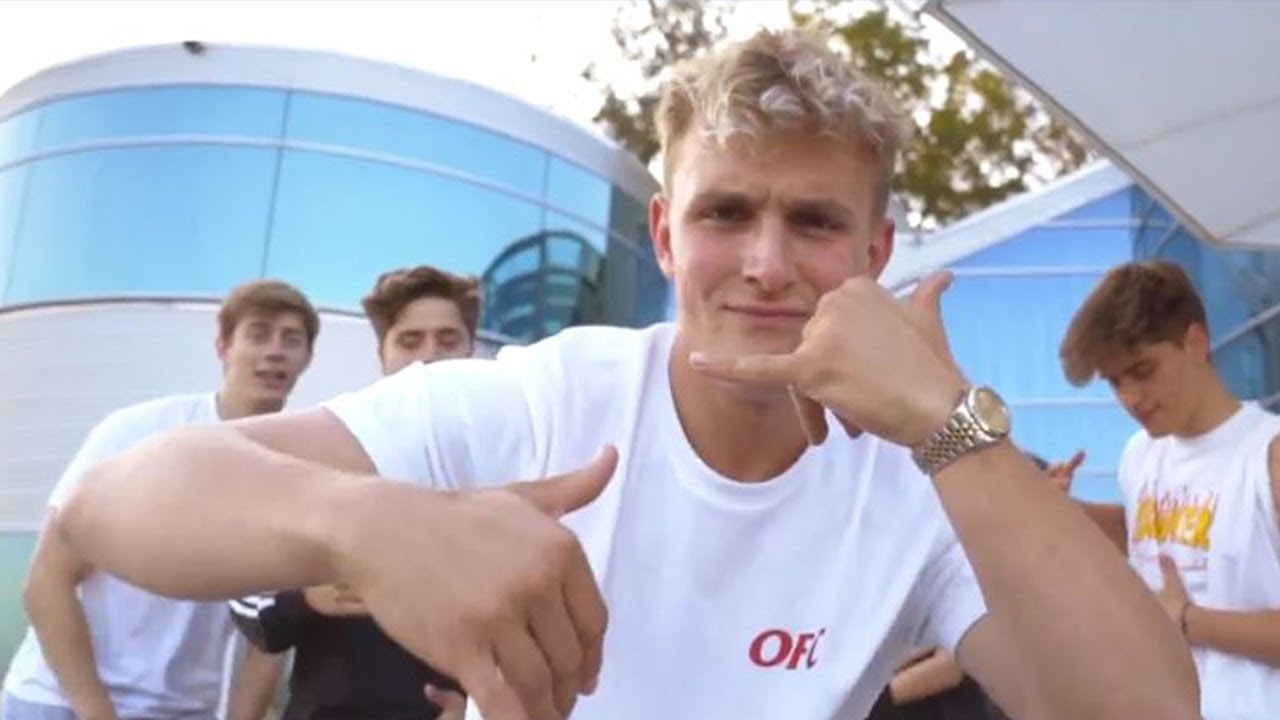 jake paul disses magcon amp throws shade at alissa violet in