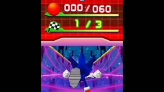 Sonic Colors DS Tropical Resort ACT1/Special Stage 1