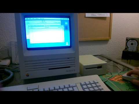 Apple Macintosh 400k floppy drive