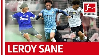 Leroy Sane - Made In Bundesliga