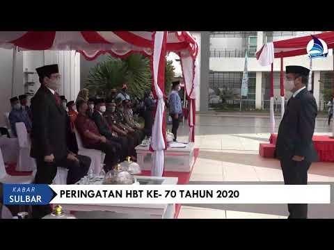 Peringatan HBT ke 70 tahun 2020