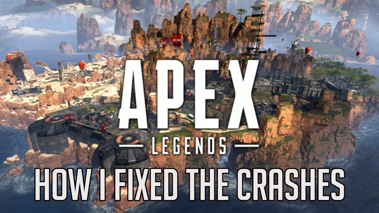 My FIX to APEX LEGENDS Engine Crashes (DXGI Errors)