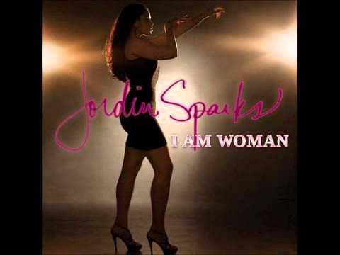 Jordin Sparks  I Am Woman HQ