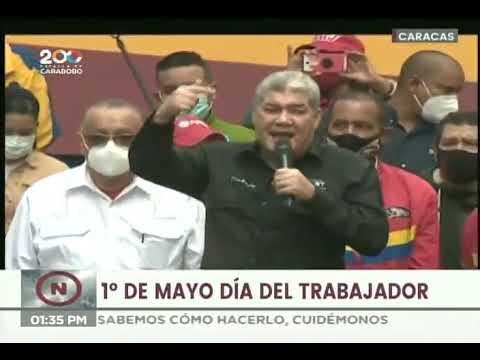 Salario mínimo en Venezuela aumenta a Bs. 10 millones/mes, informa ministro del Trabajo