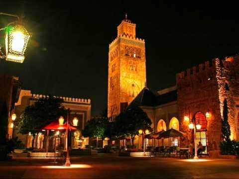 Morocco Pavilion Area Music - Complete Loop