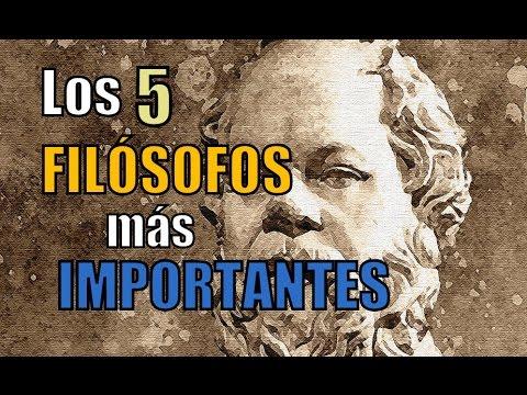 Los 5 Filósofos Más Importantes De La Historia