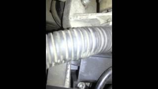 Bruit anormal moteur 2.0 HDI 110 Peugeot 406