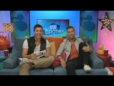 Big Brother - Live Chat With Lance Bass
