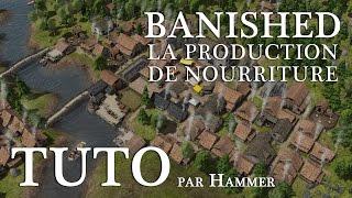 Tuto FR Banished - La production de nourriture