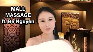 *ASMR* Relaxation Massage Role Play ft. Be Nguyen (VIET ACCENT)