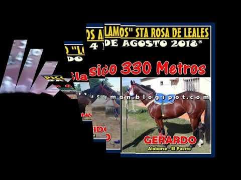 """GERARDO(Club Hipico Los """"Alamos"""" - Tucumán"""