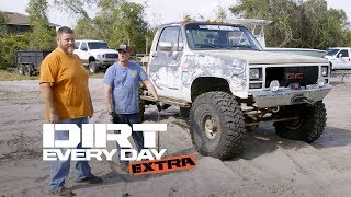 Florida Squarbody Chevy Rock Crawler - Dirt Every Day Extra