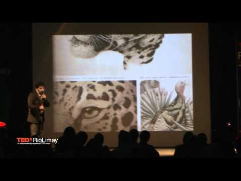 ¿Lo harás en serio?: Oscar Campos at TEDxRioLimay