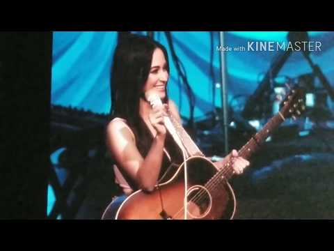 Kacey Musgraves- Part 1 of 3- Sold Out Show-Verizon Theatre DFW Texas- 2018