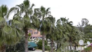 Вид с балкона Queen's Park  Goynuk