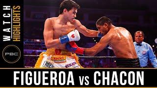 Figueroa vs Chacon HIGHLIGHTS: August 24, 2019 - PBC on FS1
