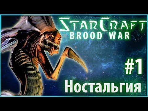 Starcraft: Brood War - Легендарные стратегии #1, Ностальгия!