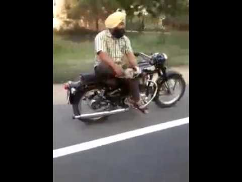 A Casual Drive in Punjab, India