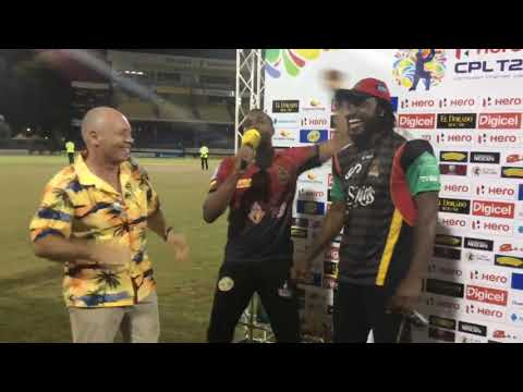 Bast Funny Moment In CPL T20 |