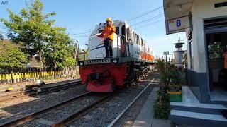 Kompilasi Perlintasan Kereta Api Stasiun Gubeng