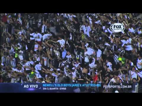 FOX Sports | Copa Bridgestone Libertadores | Newell's X Atlético-MG