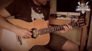 The Rose (Bette Midler/Westlife) Acoustic Guitar Fingerstyle Cover