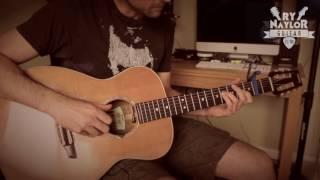 The Rose (Bette Midler/Westlife) Acoustic Guitar Fingerstyle Cover