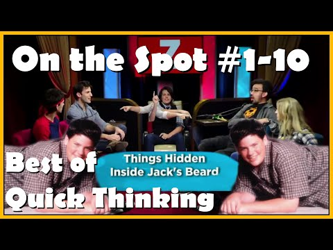 On the Spot - Best of Quick Thinking 1-10