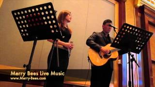 Merry Bees Live Music - Fly Me To The Moon (by Meryl Joan Lee & John Lye)
