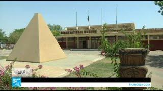 المتحف القومي السوداني يقف شاهداً على حضارة المنطقة