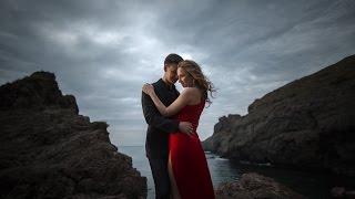 свадьба в крыму фотосессия в горах, видеопортрет, обработка lightroom