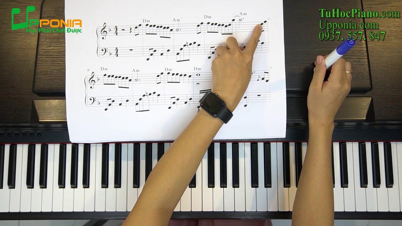 Piano SoLo 2 | Áo Lụa Hà Đông | ĐKÝ Sheet Piano & Hướng Dẫn Chi Tiết Tại SDT 0937.557.847 (Cô Thọ)