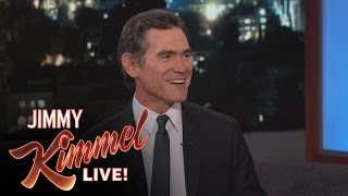Billy Crudup on Fracturing Rib in Australia