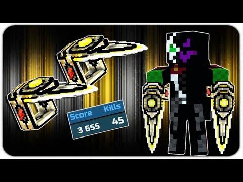 Percival & Lamorak - Pixel Gun 3D Best Melee?