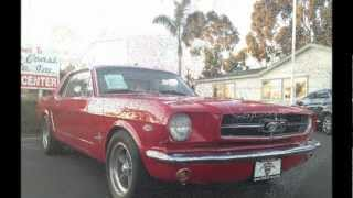 1965 Ford Mustang ***302 Engine*** 5 Speed ***