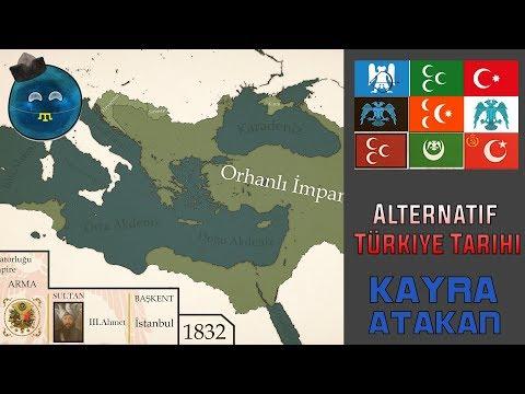 Alternatif Türkiye Tarihi - Alternate History Of Turkey