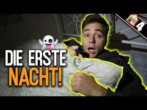 Unsere ERSTE NACHT In Der NEUEN WOHNUNG! Mega GRUSELIG! | Max Und Chris