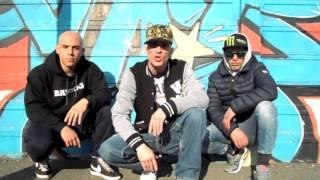 Bandog SpakK !!! (Official Video) RAP NAPOLETANO 2015/2016 UNDERGROUND
