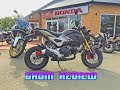 2018 Honda Grom review